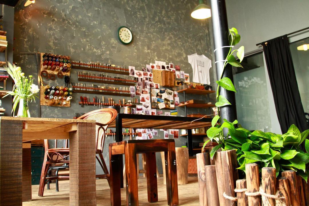 cindy loh shanghai 手工皮具创作&体验工作室