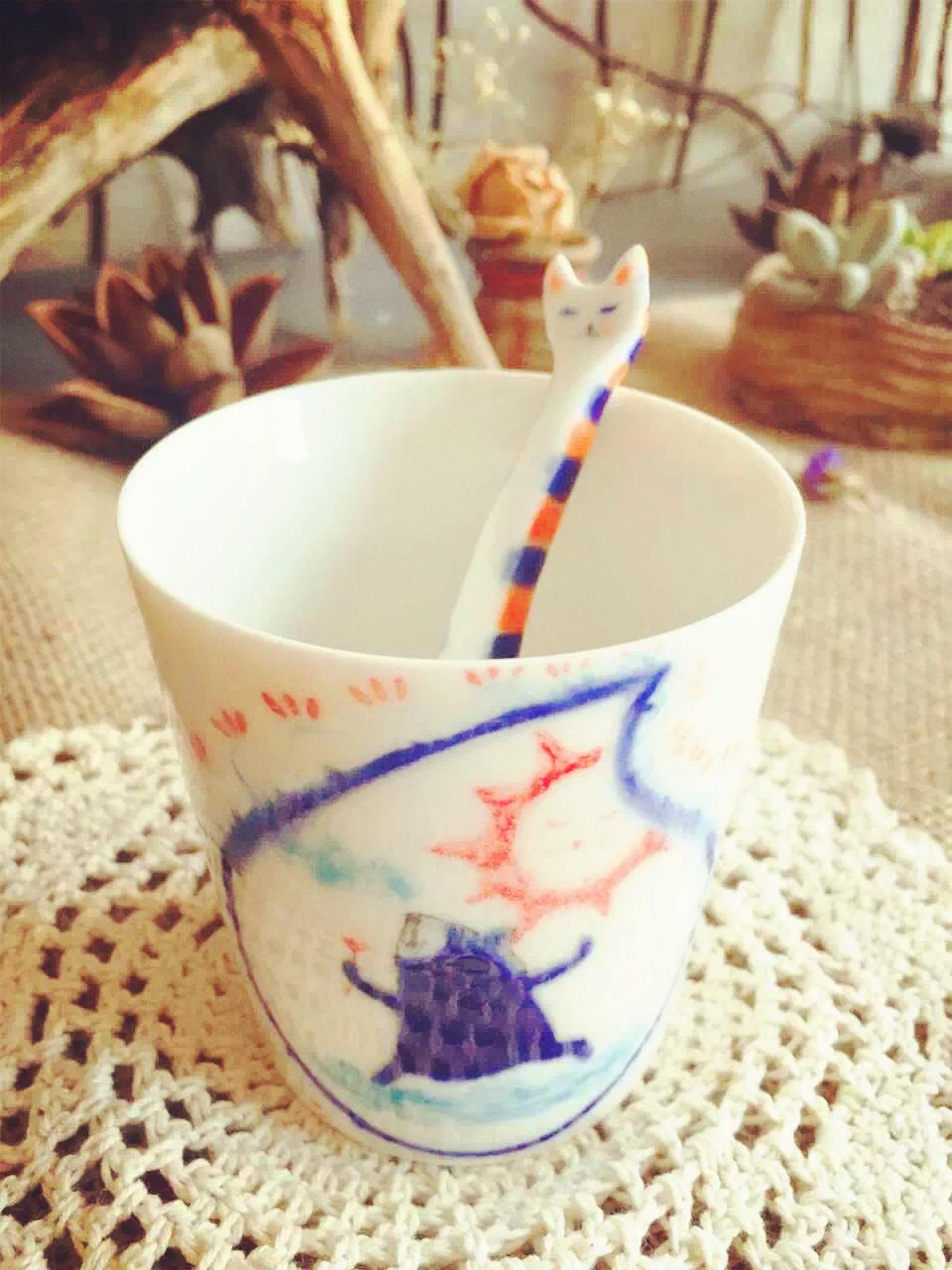 陶泥杯子制作教程步骤