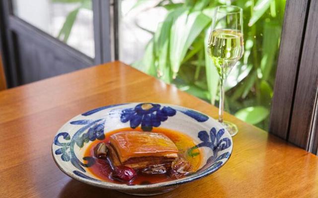 富锦树台菜香槟