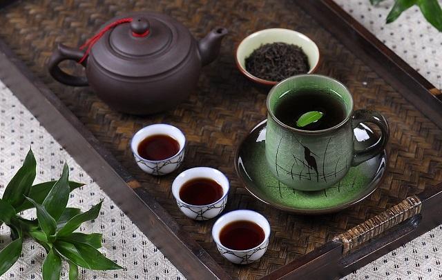 磬水岩香茶艺馆
