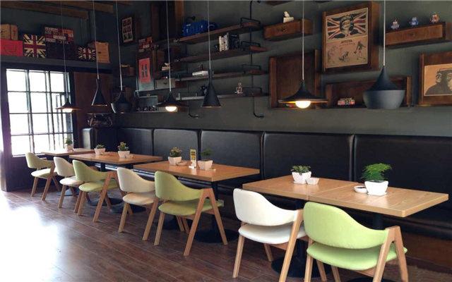 叁味書塢V-cafe