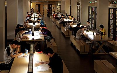 汕头大学图书馆