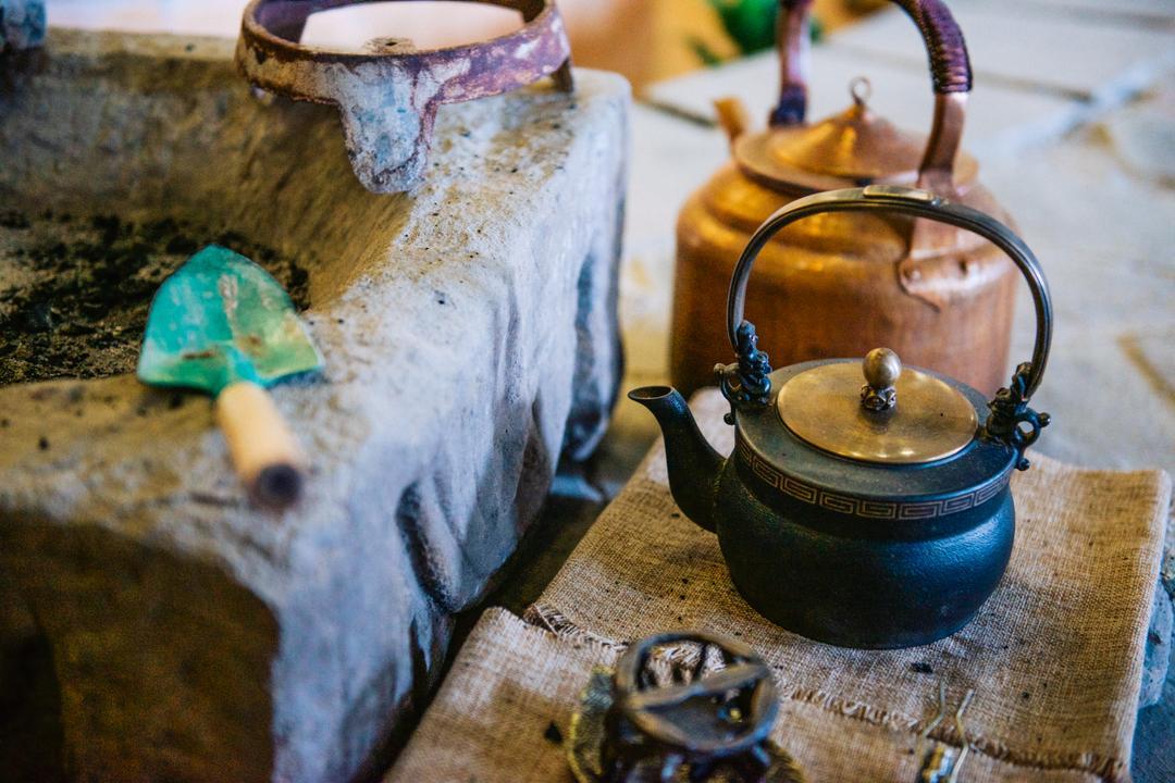 风雅渴茶器馆