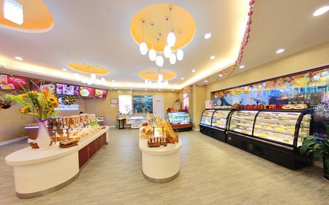 法兰西百谷特面包屋