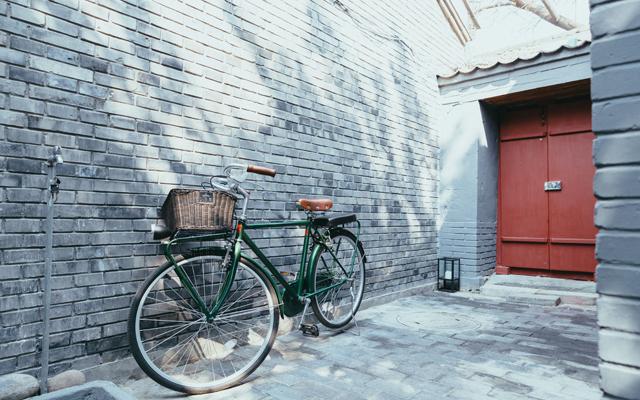 在地道的北京小院里,创建着属于自己的乌托邦