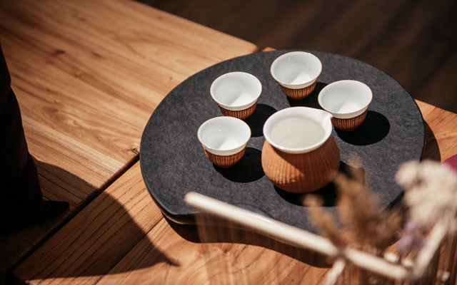 把自然带回家——以竹子作为主要材料的传统手工艺家具馆