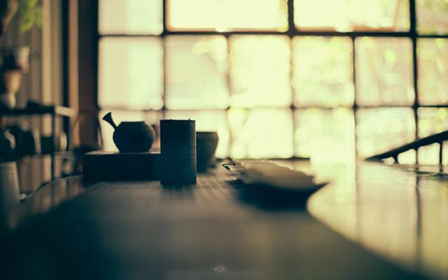 在这里,静下心来品味,每时每刻都可以