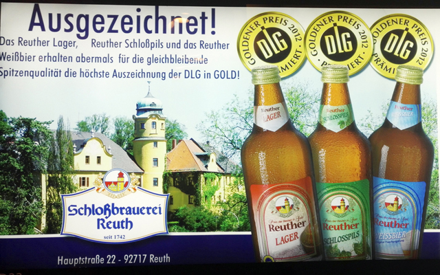一个间纯粹的德国啤酒坊