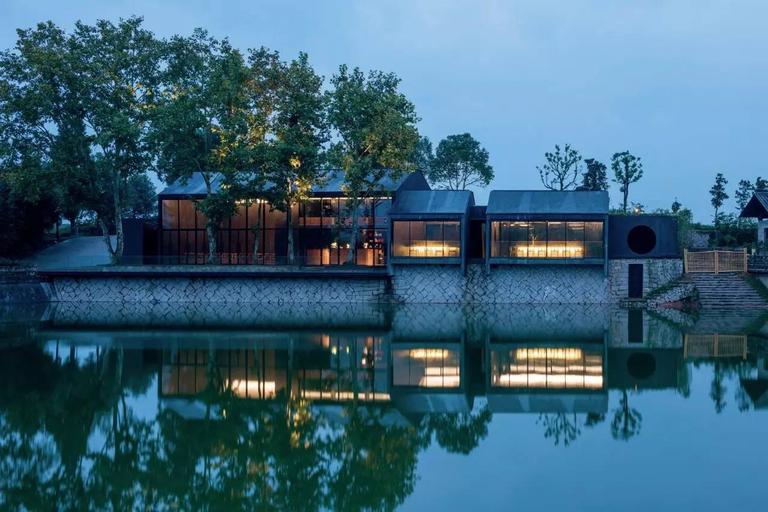 中国最酷的建筑原来在乡村!