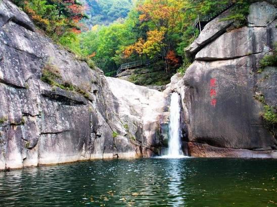 >>>>黑龙潭自然风景区