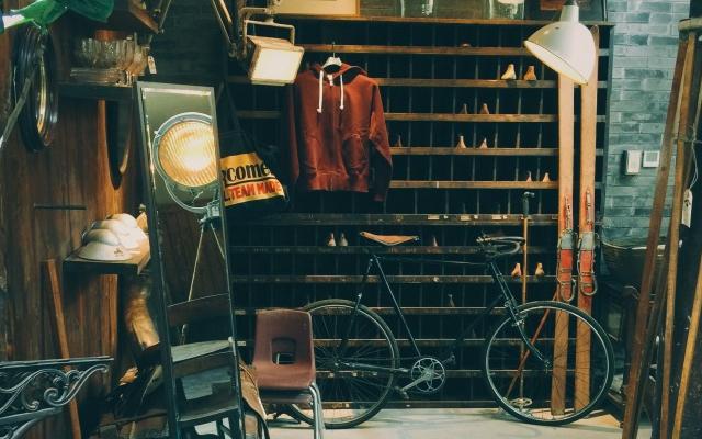 胡同里的植物古董杂货店