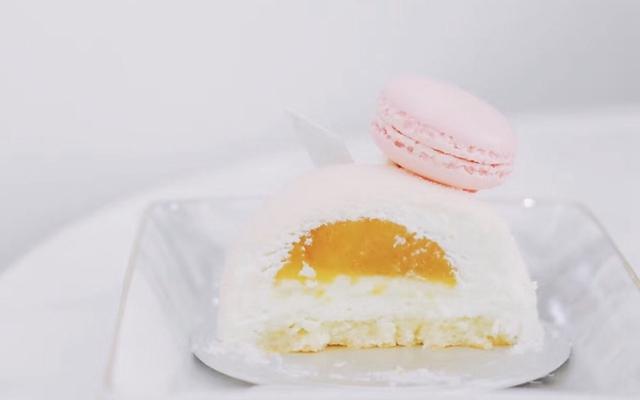 法国巴黎蓝带甜品师的店