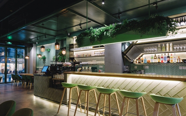 TRIBE 有机餐厅