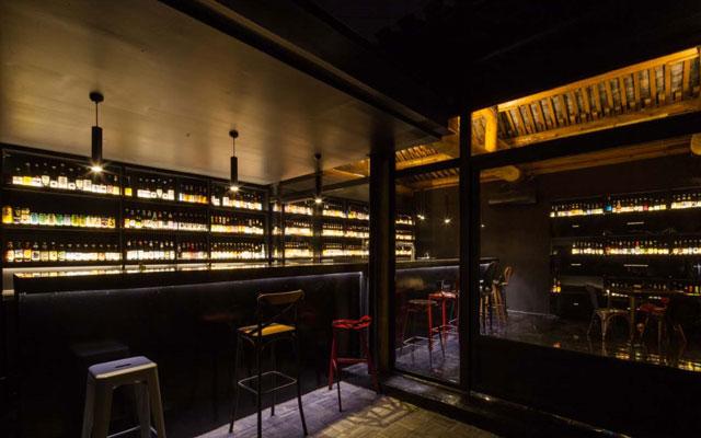 藏匿在皇城根胡同里的精酿酒吧