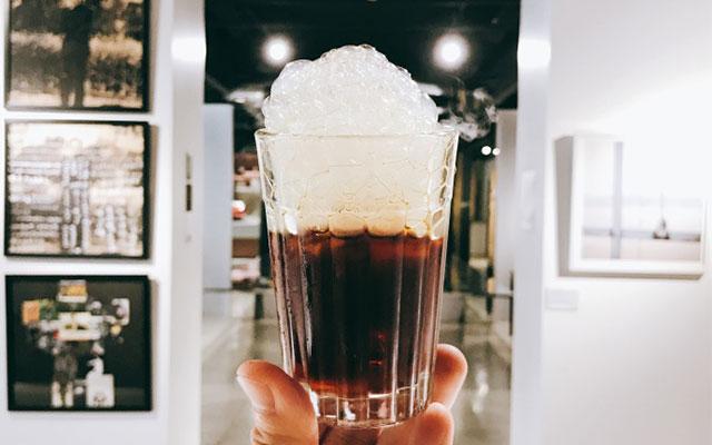 在西直门喝一杯好咖啡