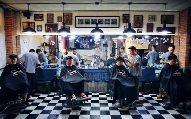 BG-barber shop