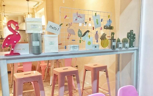 A Lu Mini Kitchen