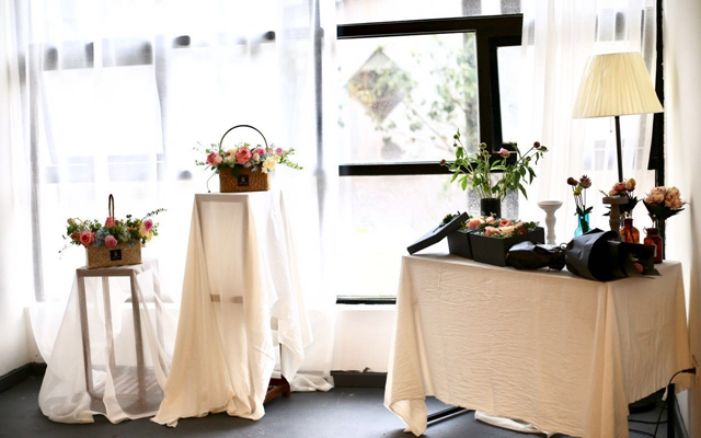 Flora lady花艺工作室