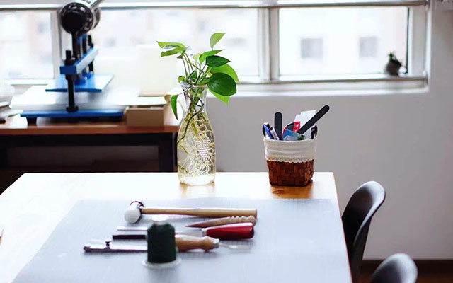 Ingenue.A手工皮具工作室