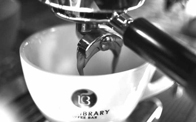 以文化书籍为主题的咖啡店