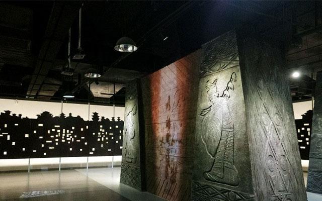 中国青岛汉画像砖博物馆