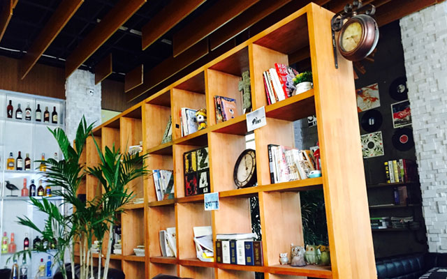 花田半山 coffee&bar