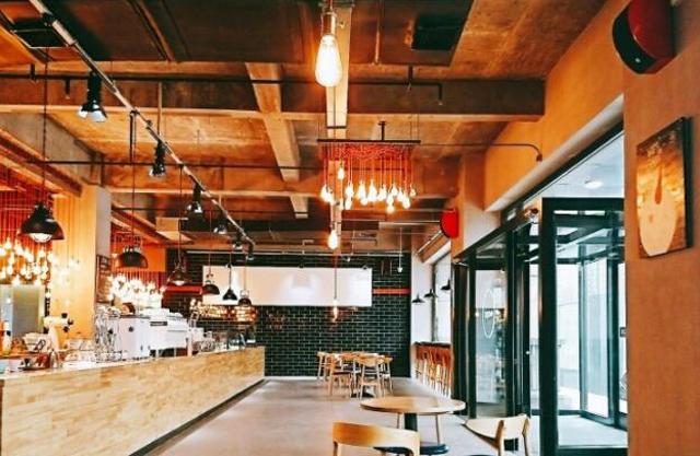 MOJO咖啡工厂店