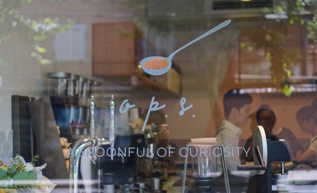 这里有咖啡冠军的咖啡,也有充满爱的咖啡
