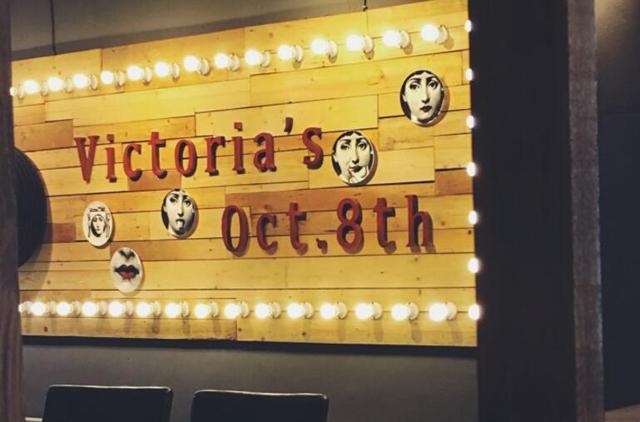 维多利亚的十月八