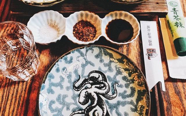 一家有温度的日式私房海鲜厨房