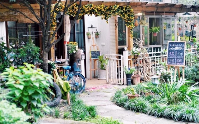 有温度的城市生活小院
