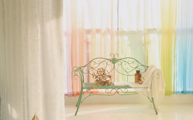 集民宿与下午茶的空中studio