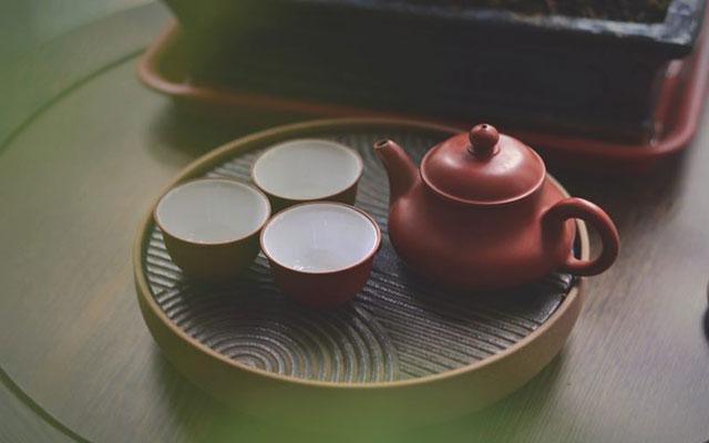 凤城茶农私房茶室
