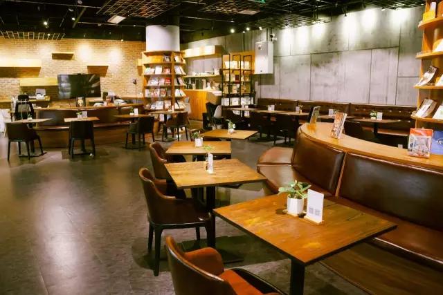 机械骑士咖啡•书店
