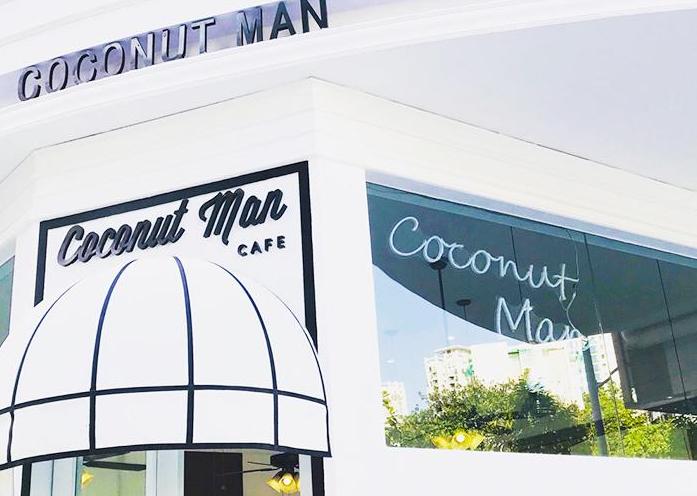 Coconut Man Cafe