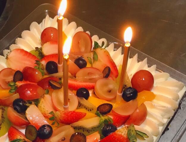 积慕Cake