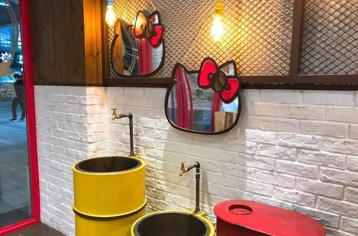 Hellokitty Arabica Café