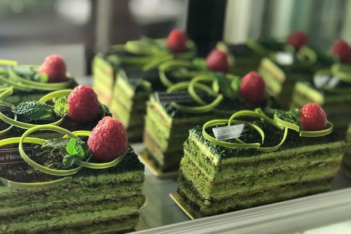 绿季法式甜品