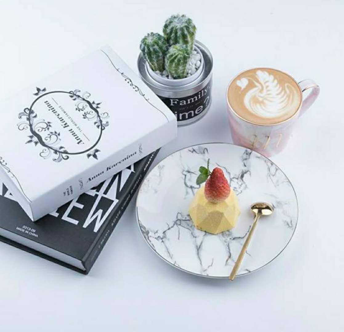 粉酷影像集合咖啡馆