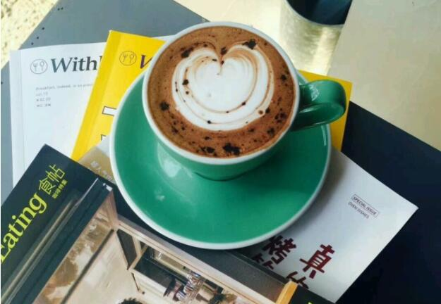 A Long Time Coffee良久咖啡