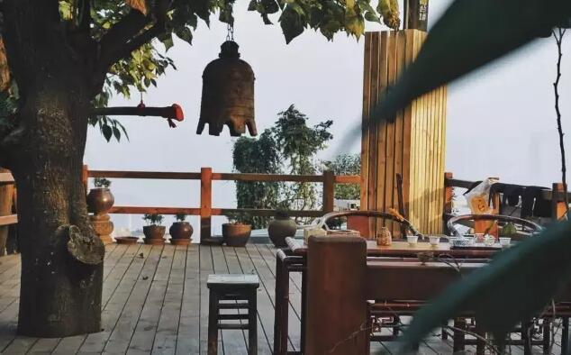 嶺上壹号茶社