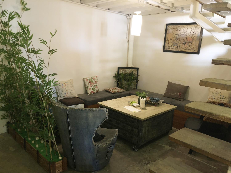 蜗牛咖啡馆(双花园店)